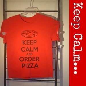 Keep Calm and Order Pizza 🍕NWT